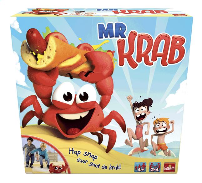 Afbeelding van Mr. Krab from ColliShop
