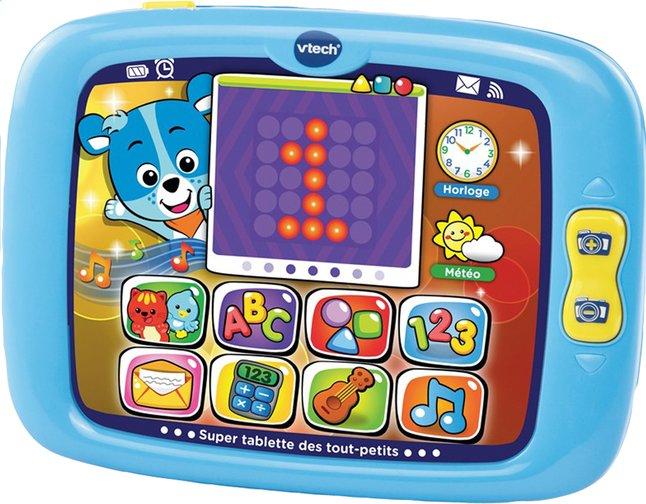 Image pour VTech Super tablette des tout-petits Nino bleu à partir de ColliShop