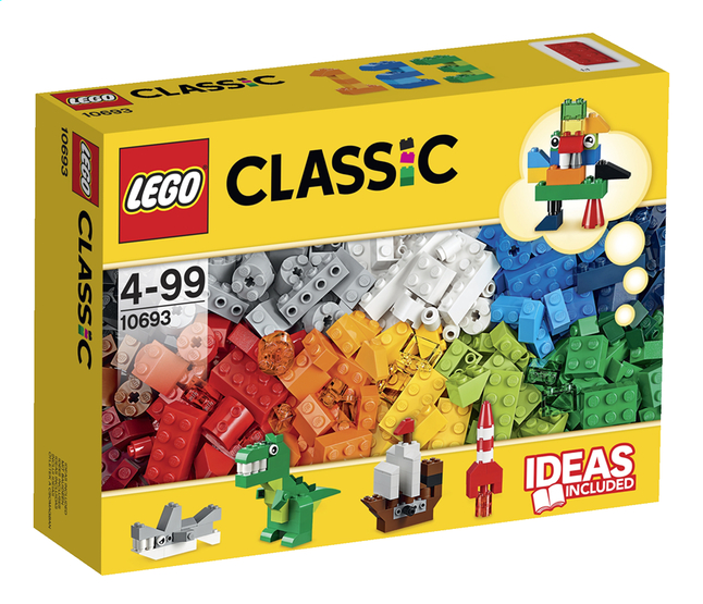 Image pour LEGO Classic 10693 Le complément créatif à partir de ColliShop