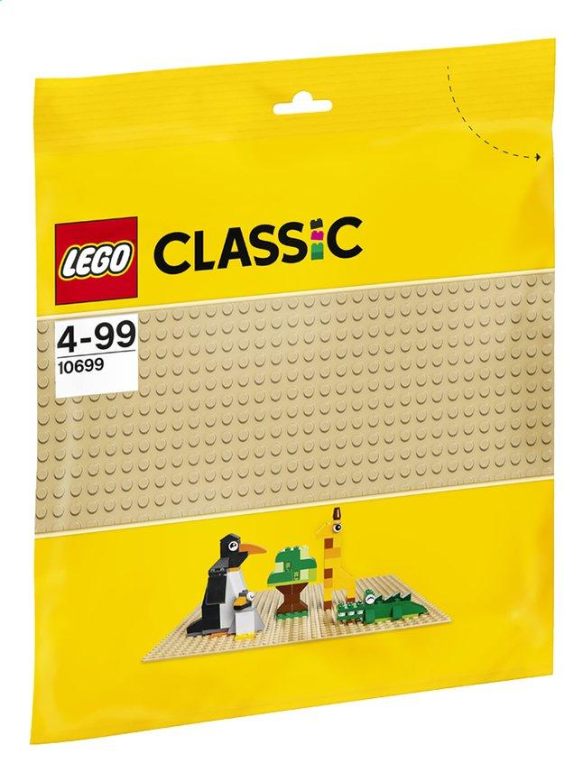 Image pour LEGO Classic 10699 La plaque de base sable à partir de ColliShop