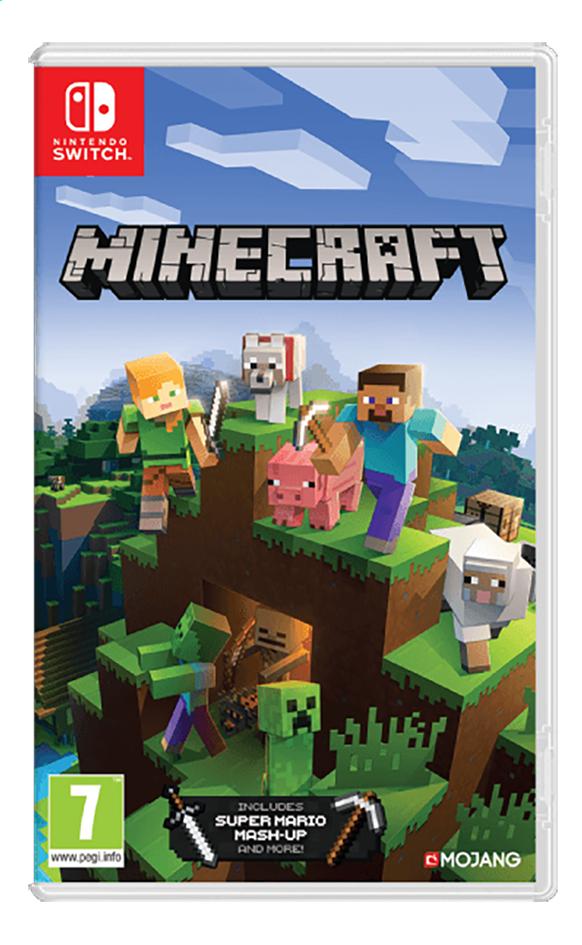 Nintendo Switch Minecraft FR