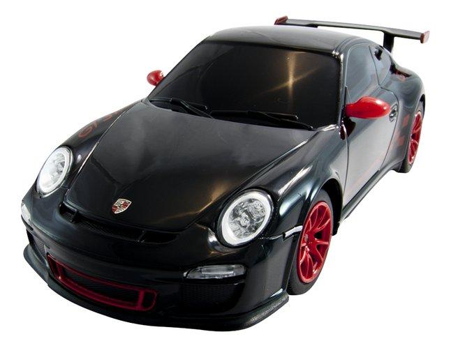 Afbeelding van Rastar auto RC Porsche GT3 RS zwart from ColliShop