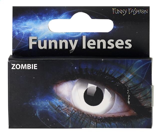 Image pour Funny Fashion lentilles à usage unique Zombie à partir de ColliShop