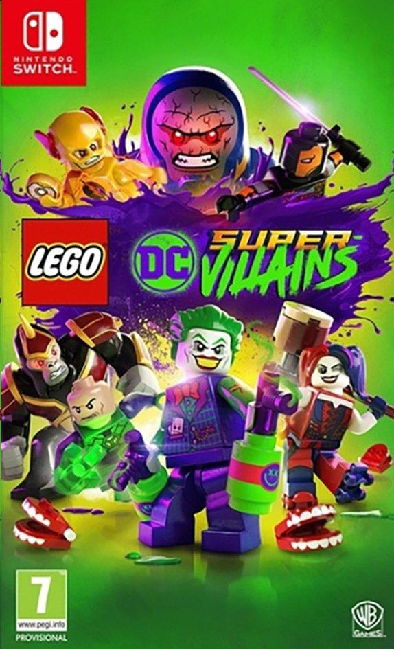 Afbeelding van Nintendo Switch LEGO DC Super-villains NL/FR from ColliShop