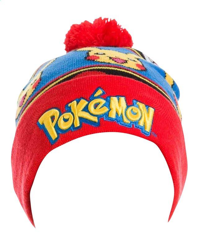 Afbeelding van Muts Pokémon met logo en Pikachu from ColliShop