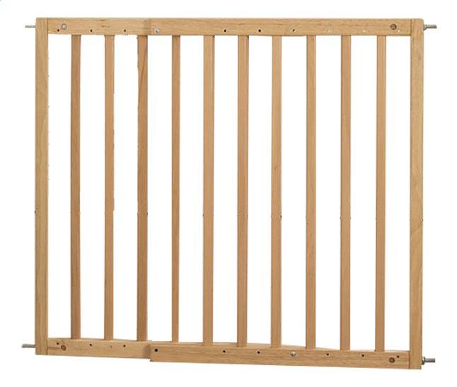 Image pour Quax Barrière de porte et d'escalier Twister naturel à partir de ColliShop