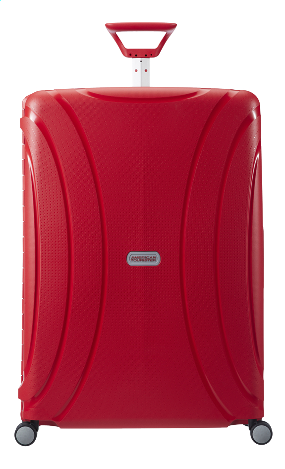 Image pour American Tourister Valise rigide Lock'N'Roll Spinner energetic red à partir de ColliShop