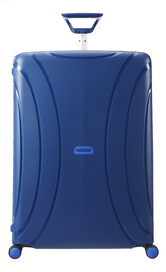 Afbeelding van American Tourister Harde reistrolley Lock'N'Roll Spinner marine blue 69 cm from ColliShop