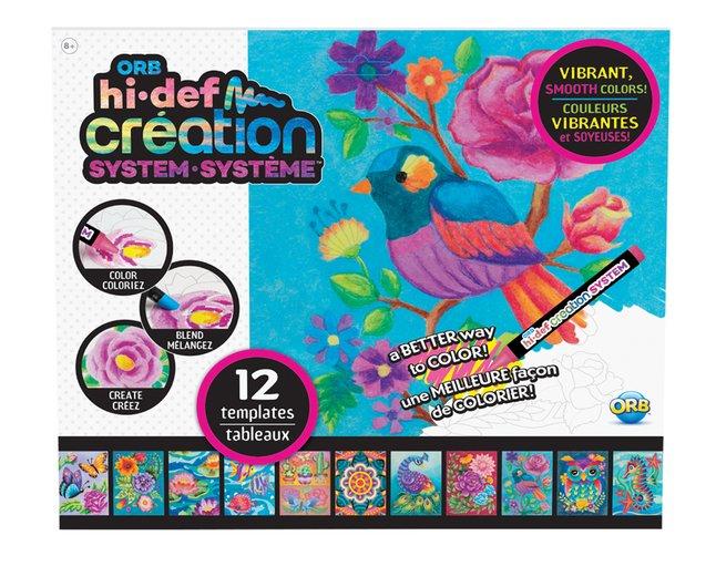 Image pour The Orb Factory hi-def Création Système Tableaux à colorer Paysages vivants à partir de ColliShop