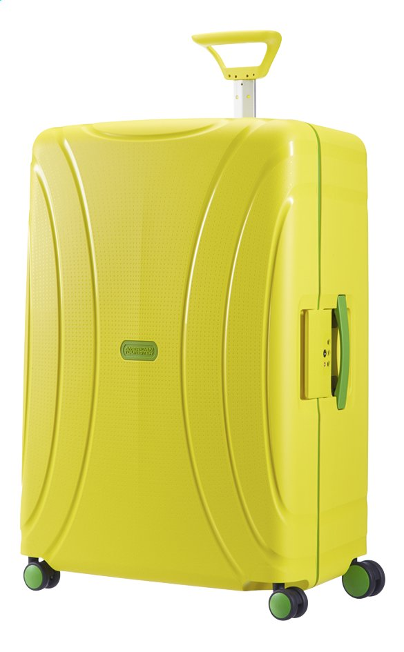 Image pour American Tourister Valise rigide Lock'N'Roll Spinner sunshine yellow à partir de ColliShop