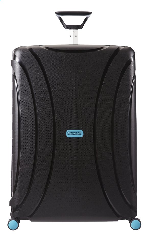 Afbeelding van American Tourister Harde reistrolley Lock'N'Roll Spinner night black 69 cm from ColliShop