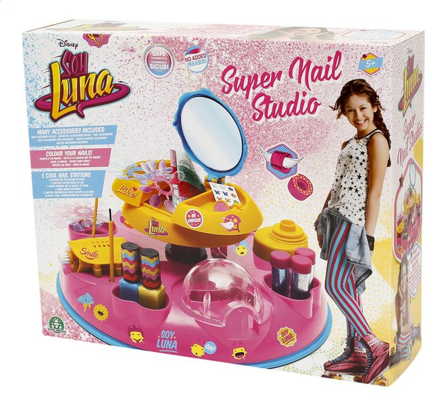 Afbeelding van Disney Soy Luna Super Nail Studio from ColliShop