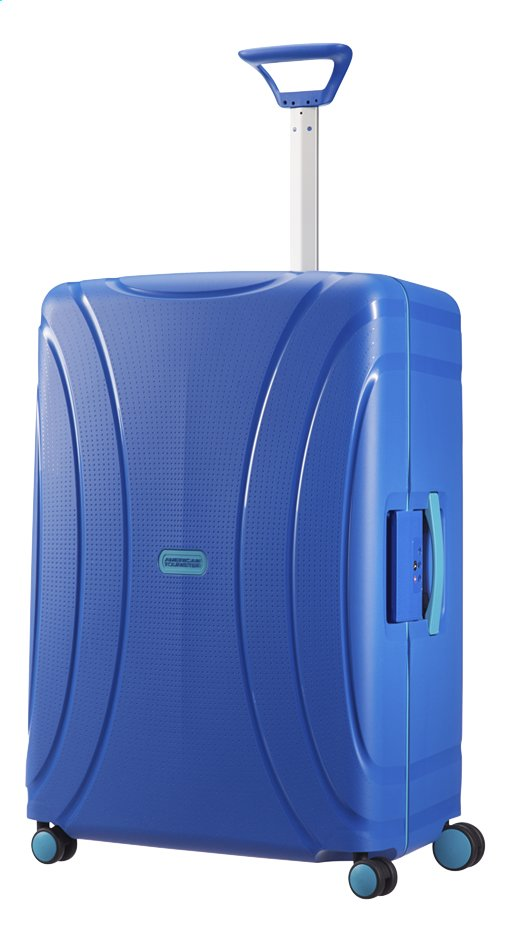 Afbeelding van American Tourister Harde trolley Lock'N'Roll Spinner skydiver blue from ColliShop