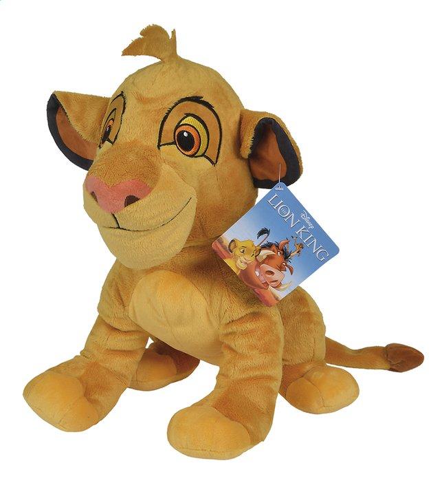 Nicotoy peluche Disney Le Roi Lion Simba 50 cm
