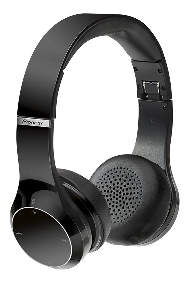 Image pour Pioneer casque Bluetooth SE-MJ771BT-K noir à partir de ColliShop