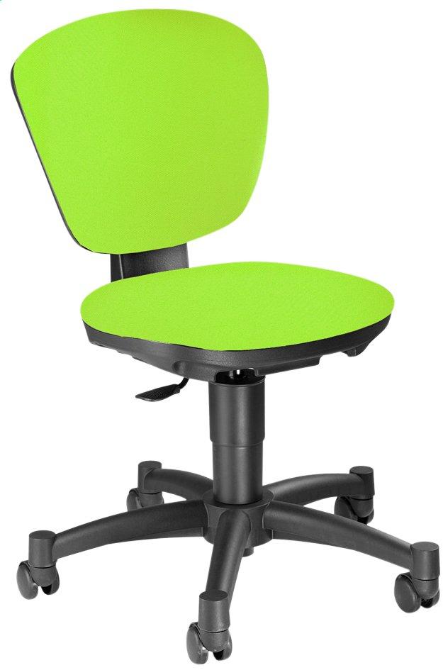 topstar chaise de bureau pour enfant ergokid 15 jet vert. Black Bedroom Furniture Sets. Home Design Ideas