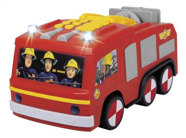 Afbeelding van Brandweerman Sam brandweerwagen Super Tech Jupiter from ColliShop