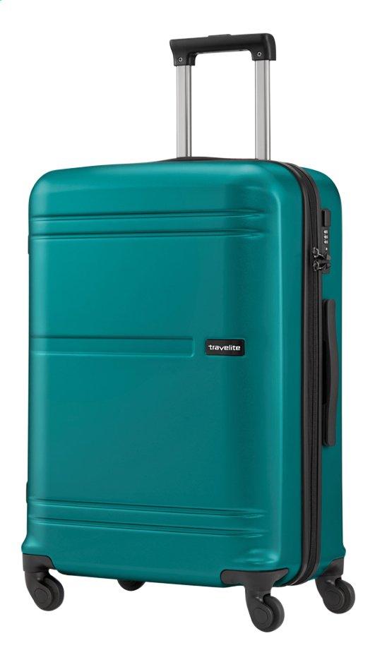 Image pour Travelite valise rigide Yamba pétrole 54 cm à partir de ColliShop