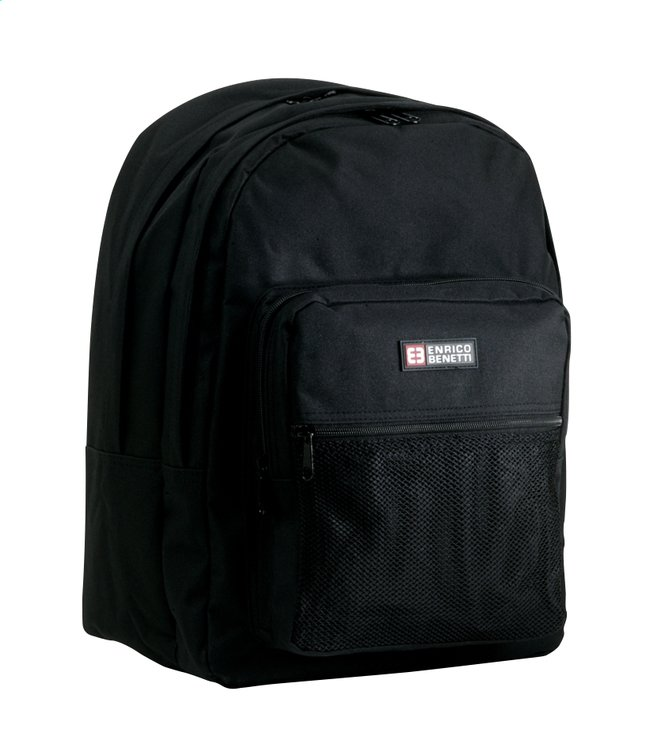 Image pour Enrico Benetti sac à dos School Black à partir de ColliShop