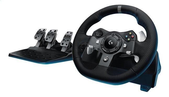 Image pour Logitech volant de course avec pédales G920 Driving Force à partir de ColliShop