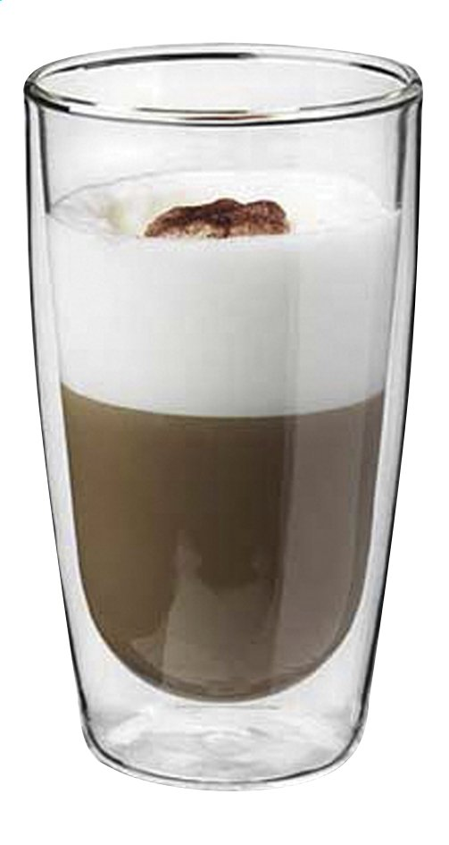 Afbeelding van Papillon 6 koffieglazen Café Latte 35 cl from ColliShop