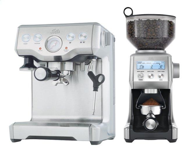 Afbeelding van Solis Espressomachine Pro 009.16 inox from ColliShop