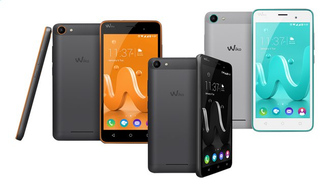 Afbeelding van Wiko smartphone Jerry from ColliShop