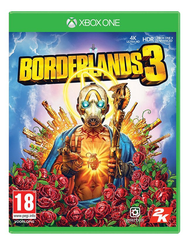 Image pour Xbox One Borderlands 3 FR/NL à partir de ColliShop