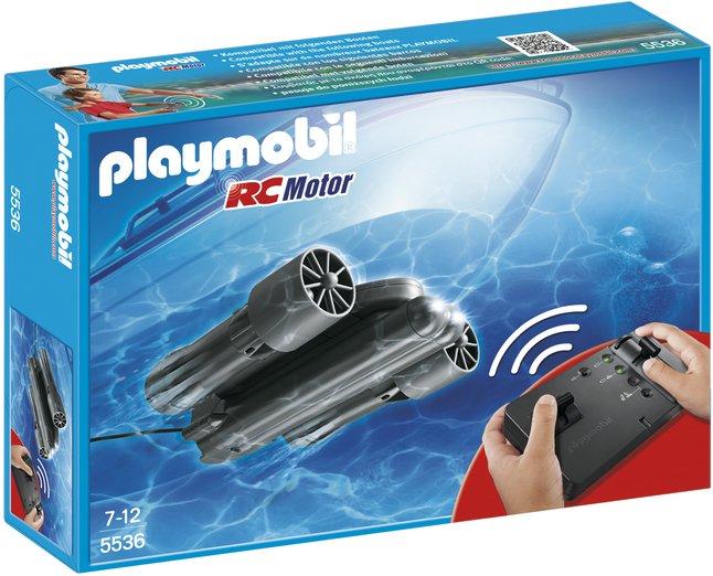 Image pour Playmobil Service 5536 Moteur submersible radiocommandé à partir de ColliShop