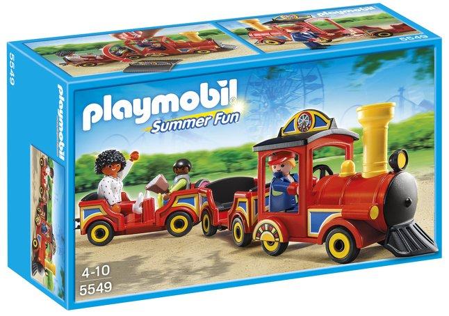 Image pour Playmobil Summer Fun 5549 Train pour enfants à partir de ColliShop
