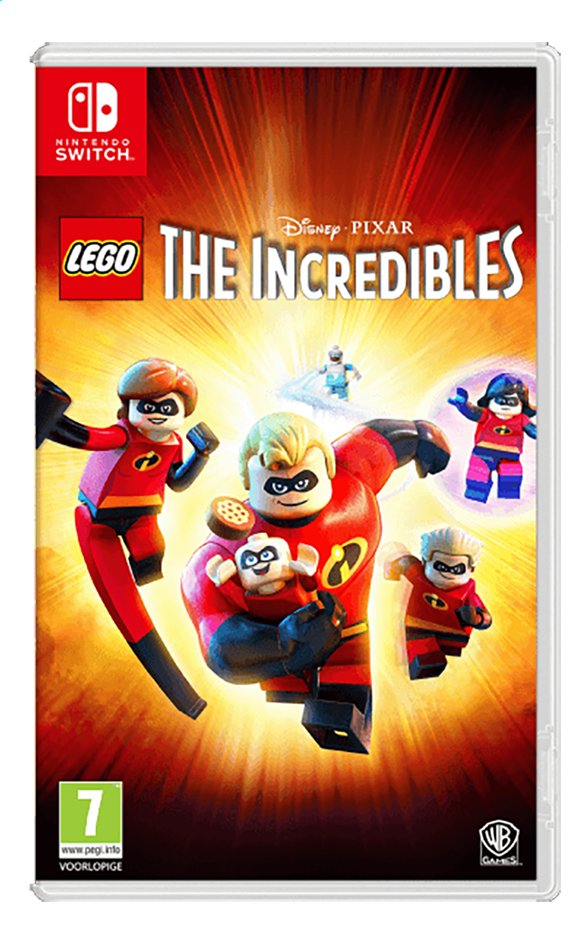 Afbeelding van Nintendo Switch LEGO The Incredibles ENG/FR from ColliShop