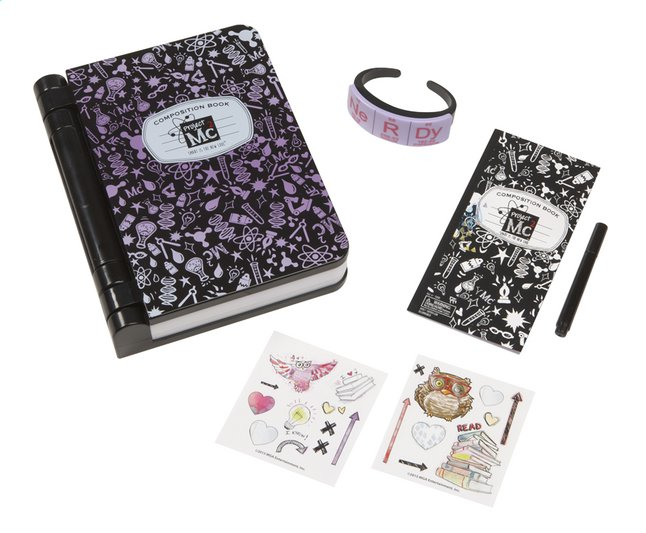 Afbeelding van Speelset Project Mc² A.D.I.S.N. Journal FR from ColliShop