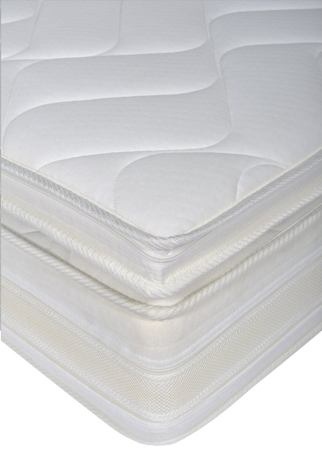 Afbeelding van Couche Couche oplegmatras latex from ColliShop