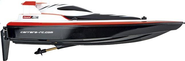 Afbeelding van Carrera raceboot RC 2,4 GHz rood from ColliShop