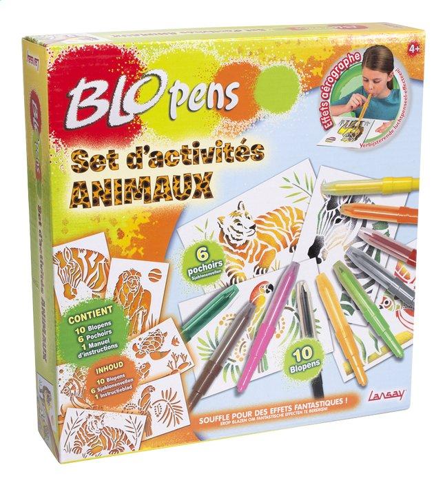 Image pour Lansay BLOpens Set d'activités Animaux à partir de ColliShop