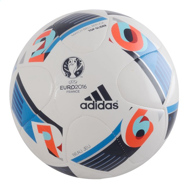 Afbeelding van Adidas voetbal Euro 2016 Beau jeu maat 5 from ColliShop