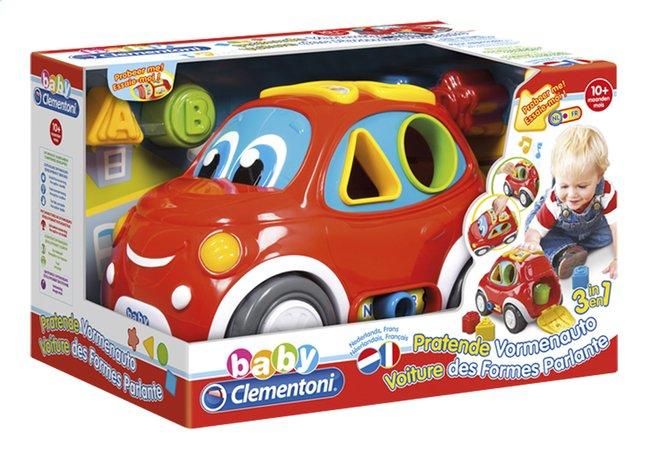 Afbeelding van Clementoni Pratende vormenauto from ColliShop