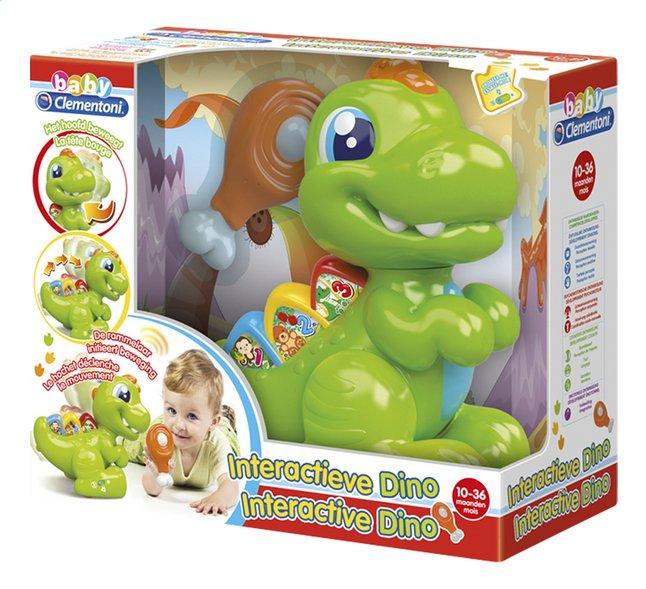 Image pour Clementoni figurine interactive Dino à partir de ColliShop