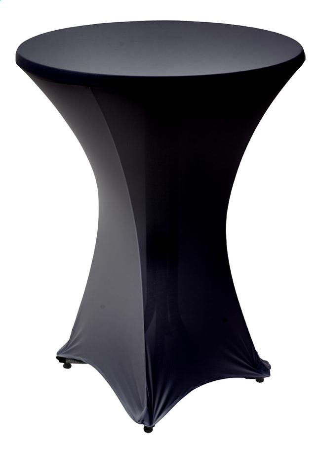 Stretchhoes Statafel Kopen.Stretchhoes Voor Statafel Zwart O 80 Cm