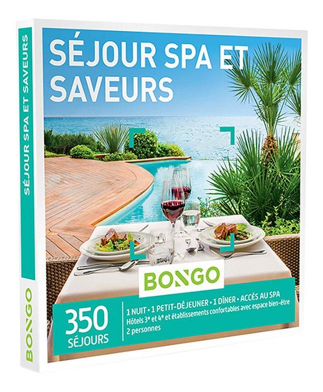 Bongo Séjour Spa et Saveurs