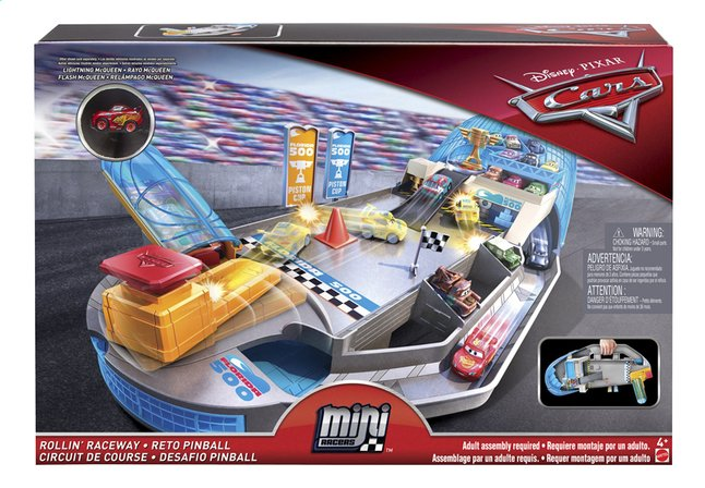 Afbeelding van Disney Cars speelset Rollin' Raceway from ColliShop