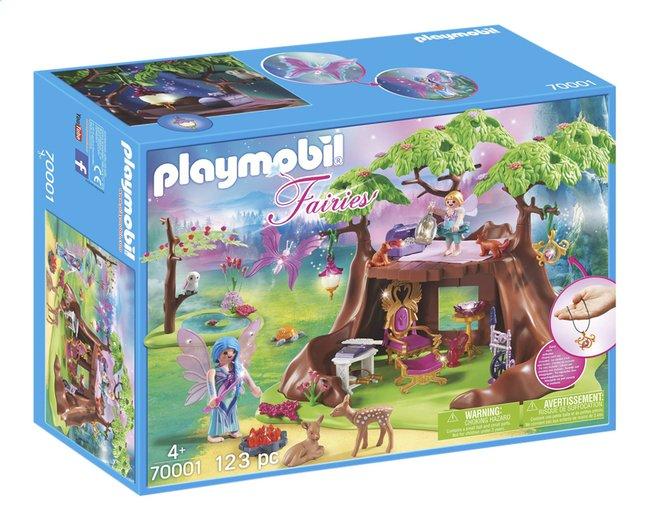 Image pour PLAYMOBIL Fairies 70001 Maisonnette forestière des fées à partir de ColliShop