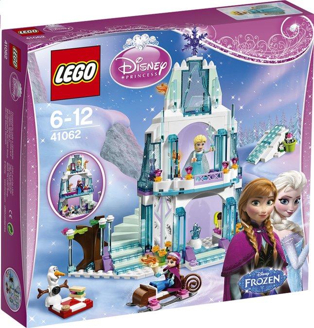 Afbeelding van LEGO Disney Princess 41062 Elsa's fonkelende ijskasteel from ColliShop