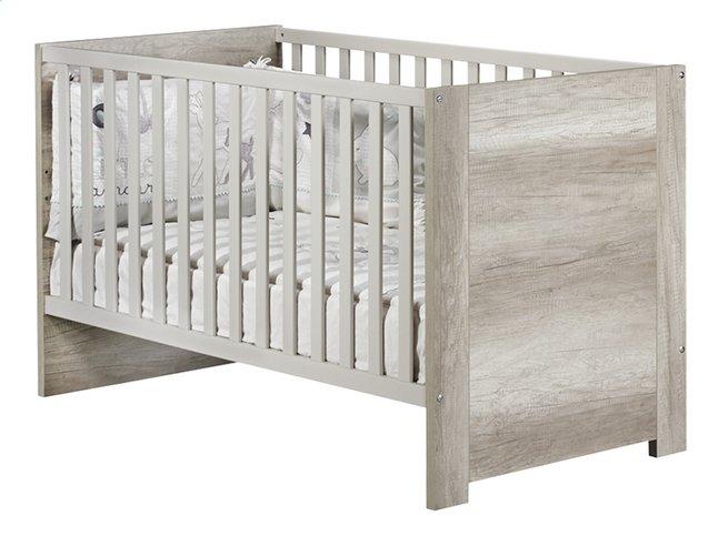 Afbeelding van Sauthon Meegroeibed Little Big Bed Emmy 140 x 70 cm from ColliShop
