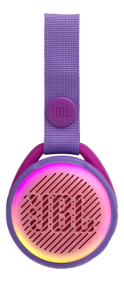 JBL haut-parleur Bluetooth JR POP mauve