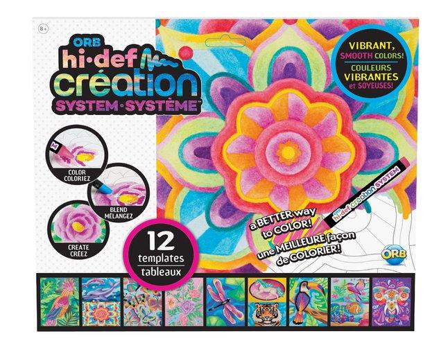 Image pour The Orb Factory hi-def Création Système Tableaux à colorer Jungle à partir de ColliShop