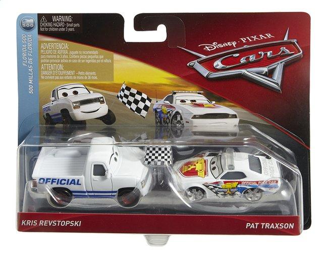 Voiture Disney Cars 3 Kris Revstopski & Pat Traxson