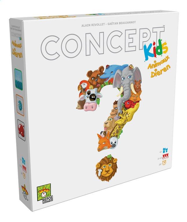 Afbeelding van Concept Kids Dieren from ColliShop