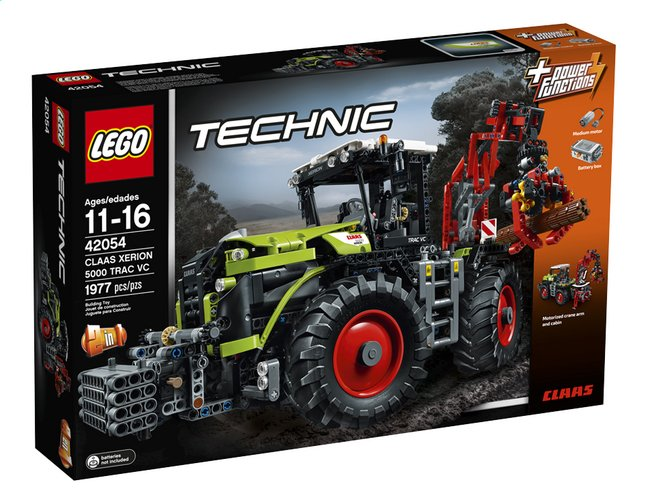 Afbeelding van LEGO Technic 42054 Claas Xerion 5000 Trac VC from ColliShop