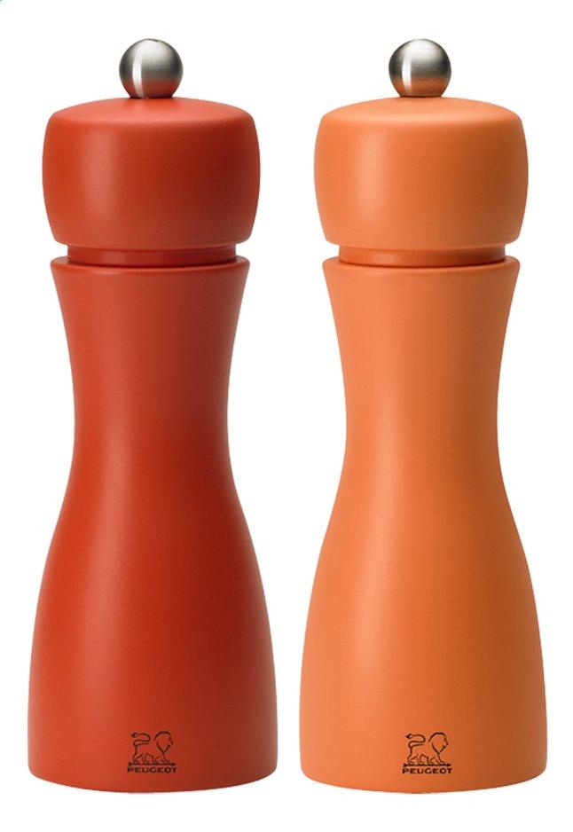 Afbeelding van Peugeot Set van peper- en zoutmolen Tahiti Herfst Duo 15 cm from ColliShop